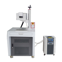 355nm Wavelength 3W UV Laser Marking Machine for Polymer Sensitive Materials